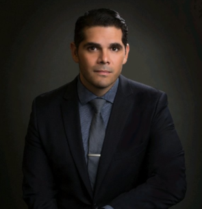 Victor Villalobos, Global Protective Services and Intelligence Manager, MUFG